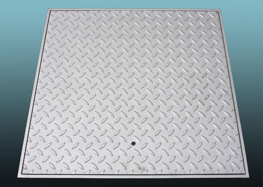 Schachtabdeckungen begehbar oder befahrbar peter for Stahl pool eckig